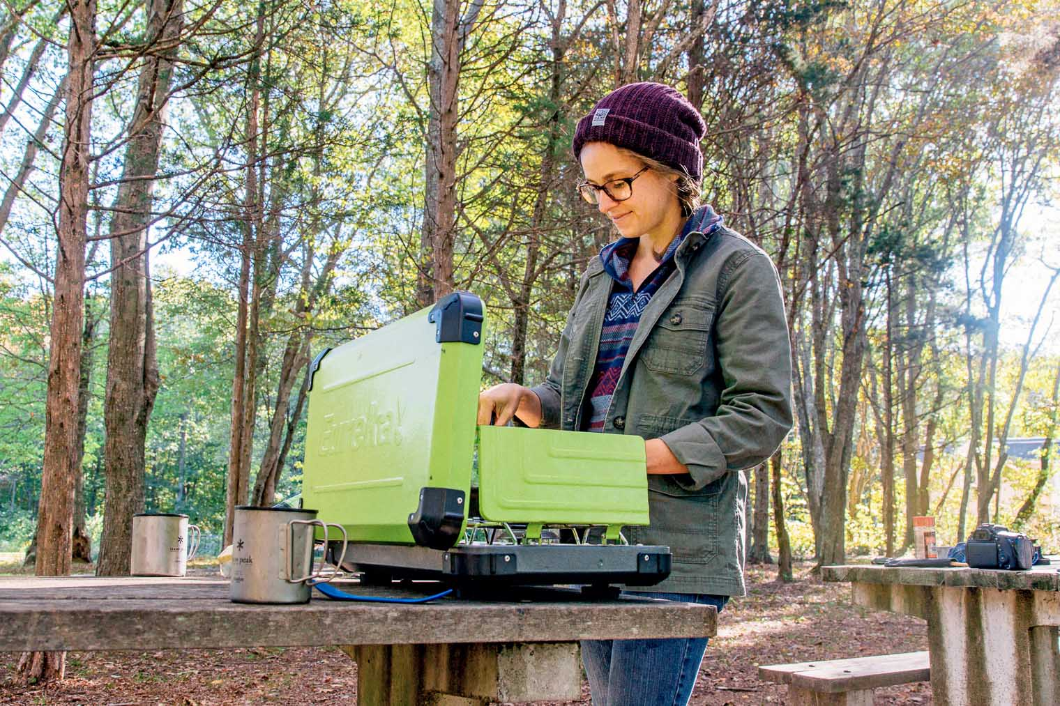 Camping Cooking Stoves - Eureka Spire Stove
