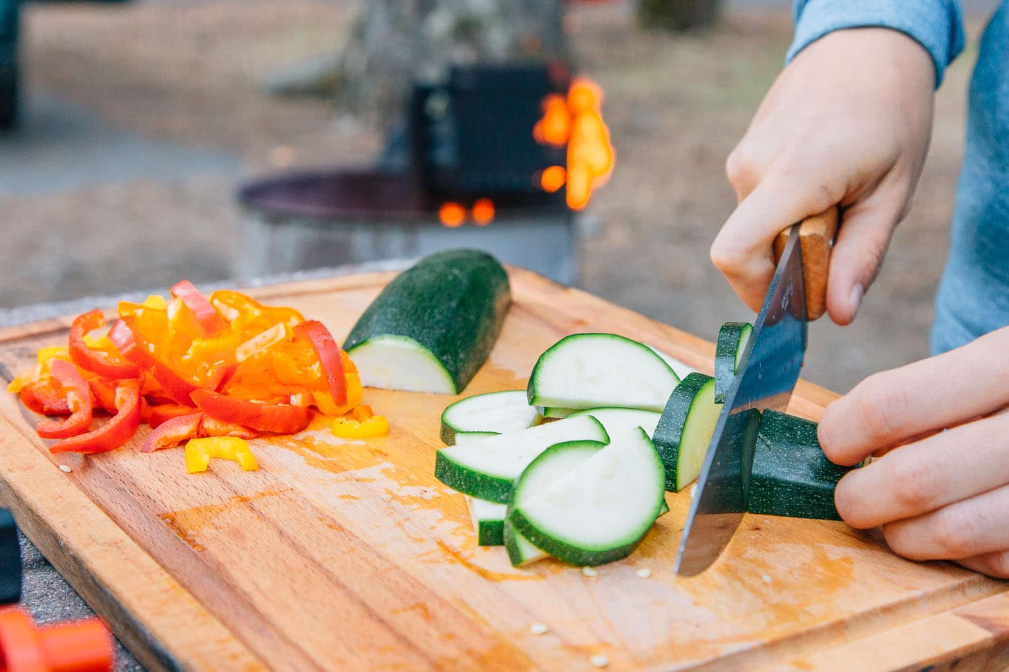 23 vegetarian camping meals fresh off the grid below are few of the reasons why we prefer to cook vegetarian meals while camping plus a bunch of our favorite vegetarian camping recipes forumfinder Gallery
