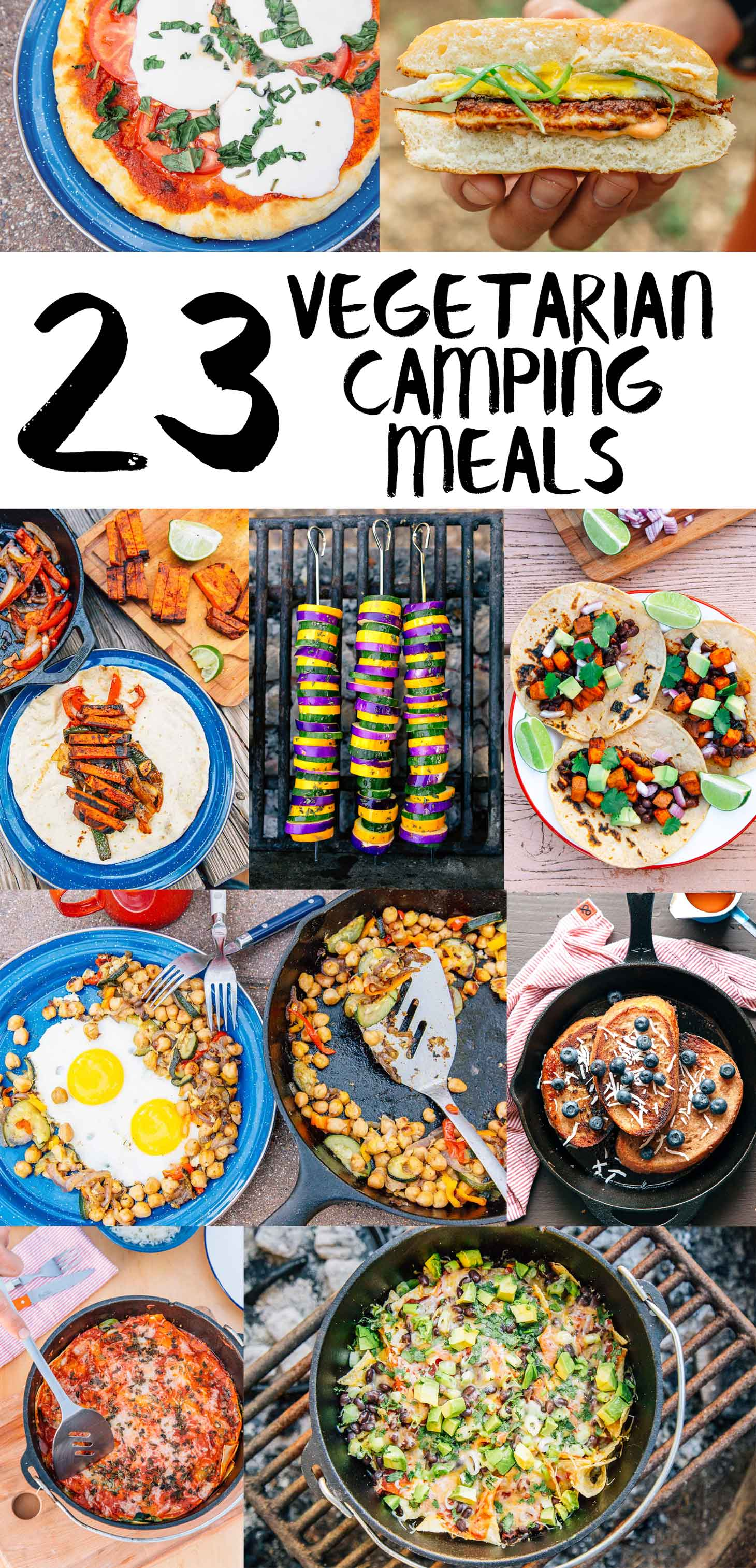 23 vegetarian camping meals fresh off the grid vegetarian camping food ideas that everyone can enjoy these forumfinder Images