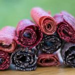Learn how to make fruit leathers in a dehydrator