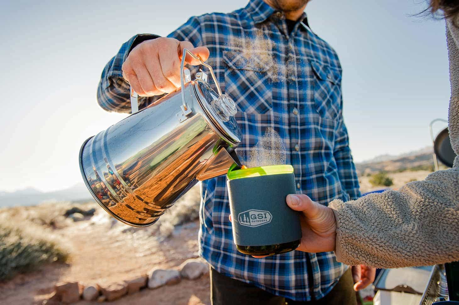 How To Cook Coffee While Camping