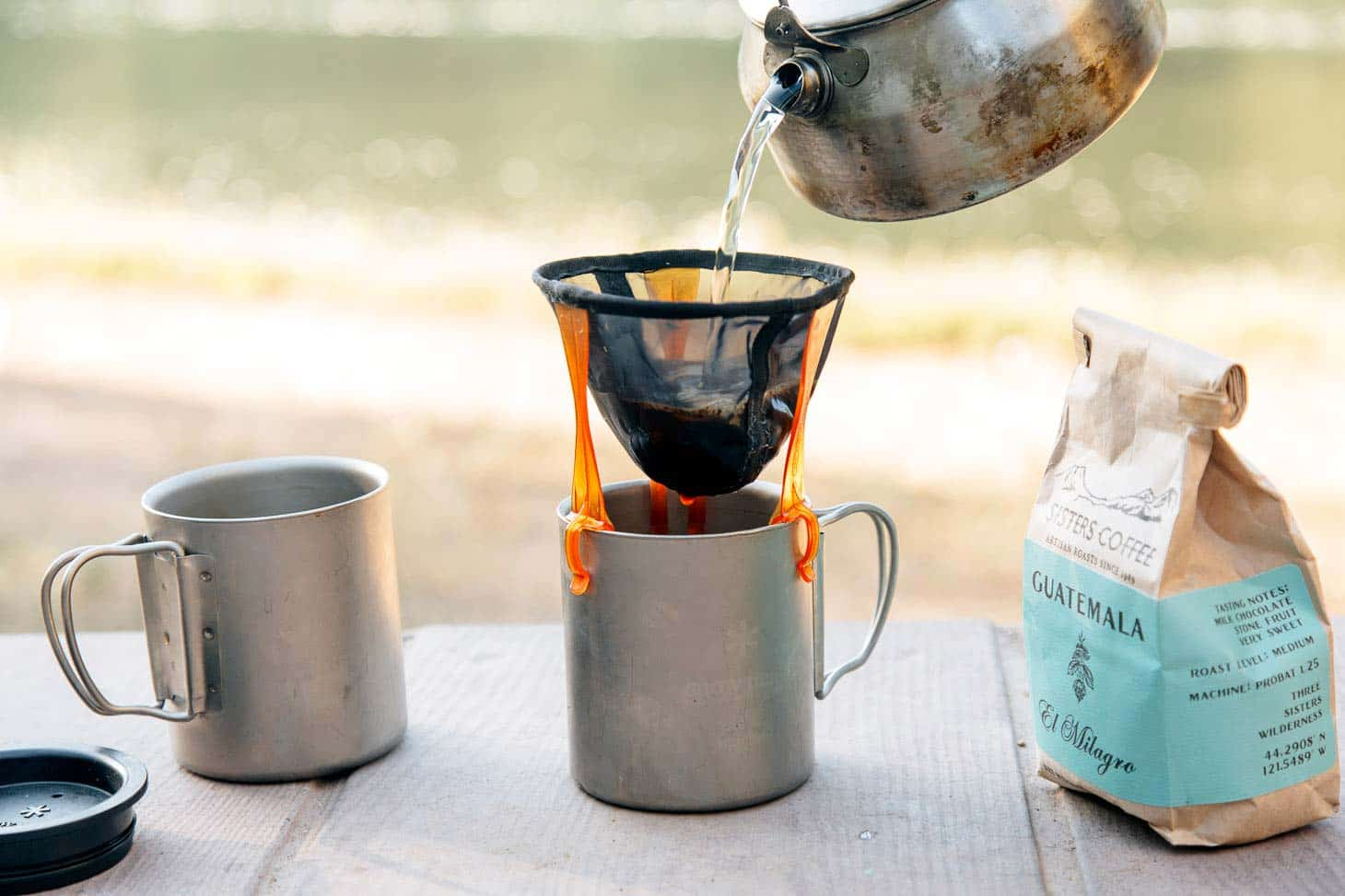 GSI Pourover Camp Coffee Maker
